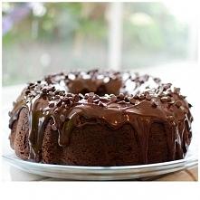 Mocno czekoladowe ciasto! Przepyszne :) PRZEPIS PO KLIKNIĘCIU W ZDJĘCIE!