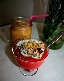 """Mus owocowy? A może kawa z """"sekretnym"""" składnikiem? Proponuję to i to - wystarczy kliknąć na zdjęcie. Smacznego!"""