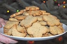 Ciasteczka orzechowe , expr...