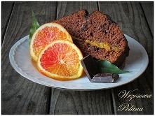 Duużo czekolady a do tego soczyste pomarańcze :) przepis po kliknięciu w zdjęcie