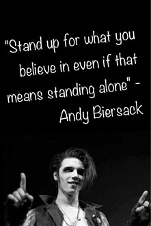 Andy Biersack z Black Veil Brides ❤