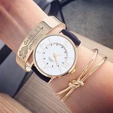 Mnóstwo zegarków na pasku w przystępnych cenach znajdziecie na swagshoponline...