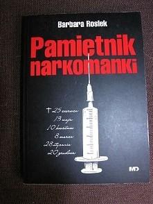 Pamietnik Narkomanki - warto poczytac nawet gdy sie nie jest uzaleznionym, pomaga zrozumiec problemy innych ludzi zmagajacych sie z uzaleznieniem i pokazac jak to niszczy zycie..