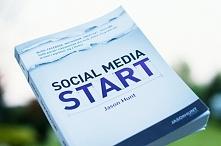 Jak wystartować w Social Media. Recenzja książki.