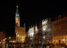 Gdańsk nocą <3