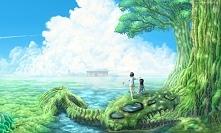 Dziewczyny nad jeziorem :3