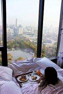 Sypialnia z takim widokiem... poprosimy;)