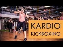 Wyładuj Swój Stres - Trening Kardio KickBoxing