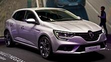 Test nowego Renault Megane! Wygląda super:)