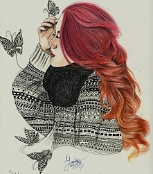 Drawing by Graciele Costa