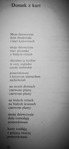 Tadeusz Różewicz. Domek z k...
