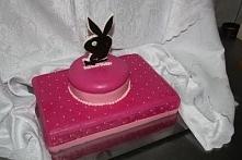 tort króliczek Playboy