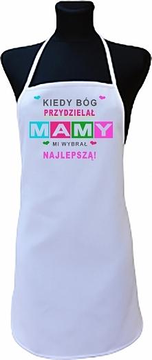 Fartuszek na dzień mamy do zamówienia na nadruko.pl