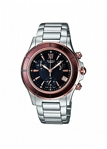 Zegarek damski z kamieniami Swarovskiego Casio Sheen SHE-5516SG-5A  Możliwość zakupu, link w komentarzu :)