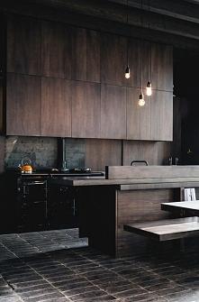 Nowoczesna kuchnia to również męska kuchnia ;] Zobacz jak wygląda męska kuchn...