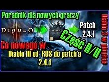 Co nowego w Diablo 3 od ROS...