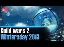 Wintersday in Guild Wars 2 ...