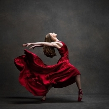 And, something magical...Maria Kowroski, Principal dancer, New York City Ballet, photo by Ken Browar and Deborah Ory, NYC Dance Project