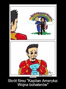 W skrócie Bucky zajumał Sta...