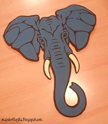 Głowa słonia