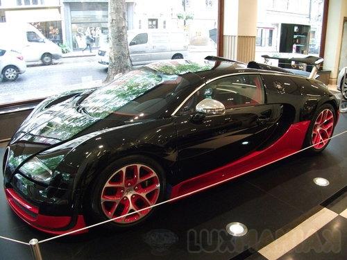 Bugatti Veyron 16.4 Grand Sport Vitesse ^^