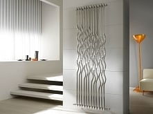 Zobacz niezwykły nowoczesny grzejnik do łazienki, który stanowić będzie eleme...
