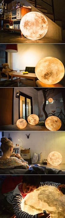 Księżyc w pokoju? czemu nie :D