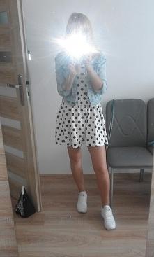 Taka sukieneczka na lato *.*