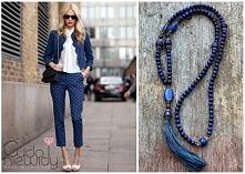 Frędzelki Lapis Lazuli ♥♥♥!...