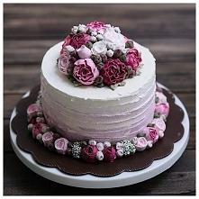 niesamowicie udekorowane torty