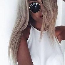 Śliczny kolor włosów <3 wiecie może jaki to?