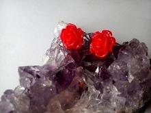 Czerwone róże :)  Wkręty an...