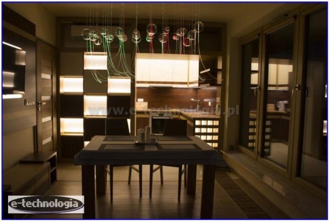 Oświetlenie Kuchni Oświetlenie Kuchenne Oświetlenie