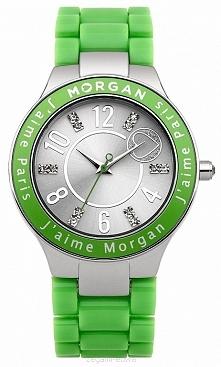 Zegarek damski zielony Morgan M1146N  Możliwość zakupu, link w komentarzu :)