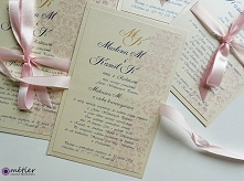 #weddinginvitations #zaproszenia #zaproszeniaślubne #wedding #wesele #pudrowyróż #pink #pinkwedding #powderpink #powderpinkwedding #pudrowewesele #pudrowyślub #pinkinvitations #...
