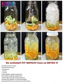 Fit napój Detox
