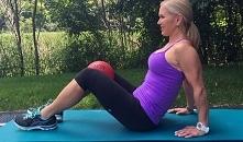 Trening wzmacniający na kolana, łagodzi ból i przywraca sprawnośc stawom