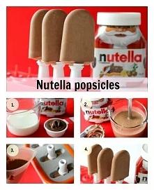 Lody Nutella