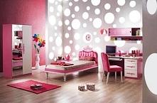Pokój dla dziewczynki - jak go zaprojektować, jak urządzić czy zaaranżować po...