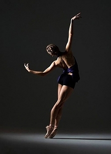 And, something magical...Jackie Bologna, New York City Ballet, Photo by Rachel Neville