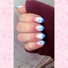 Ombre new nails