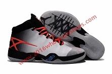 "Air Jordan XXX AJ30 ""Black / White / Orange"""