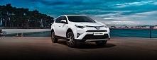 Toyota RAV 4 - terenówka dl...