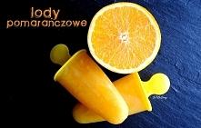 Najprostsze lody pomarańczowe! Z jednego składnika. Przepis po kliknięciu w zdjęcie.