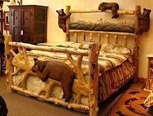 łóżko :)