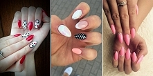 12 Najciekawszych inspiracji na manicure z Waszych galerii