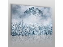 Kraina wiecznej zimy - nowoczesny obraz na płótnie