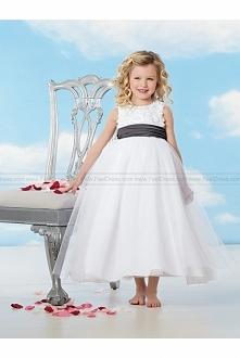 Sweet Beginnings By Jordan Flower Girl Dress Style L508