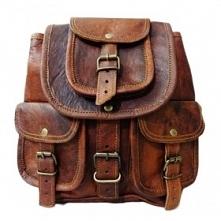 Skórzany plecak VINTAGE MINOR™ << 100 zł RABATU na pierwszy zakup >>