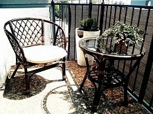 Chillout na naszym balkonie <3